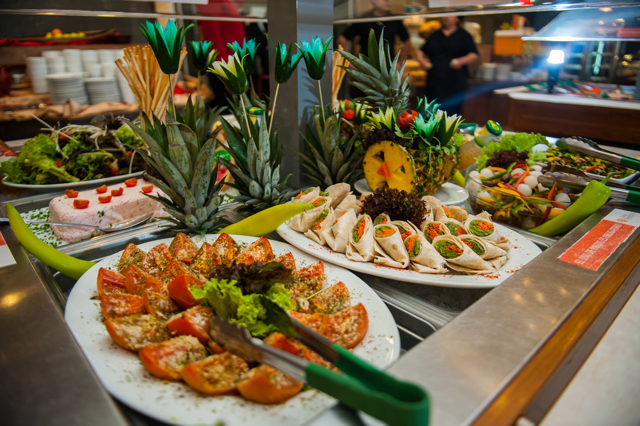 Buffet Rosa Agustina Conference Resort – Noticias Rosa Agustina ...