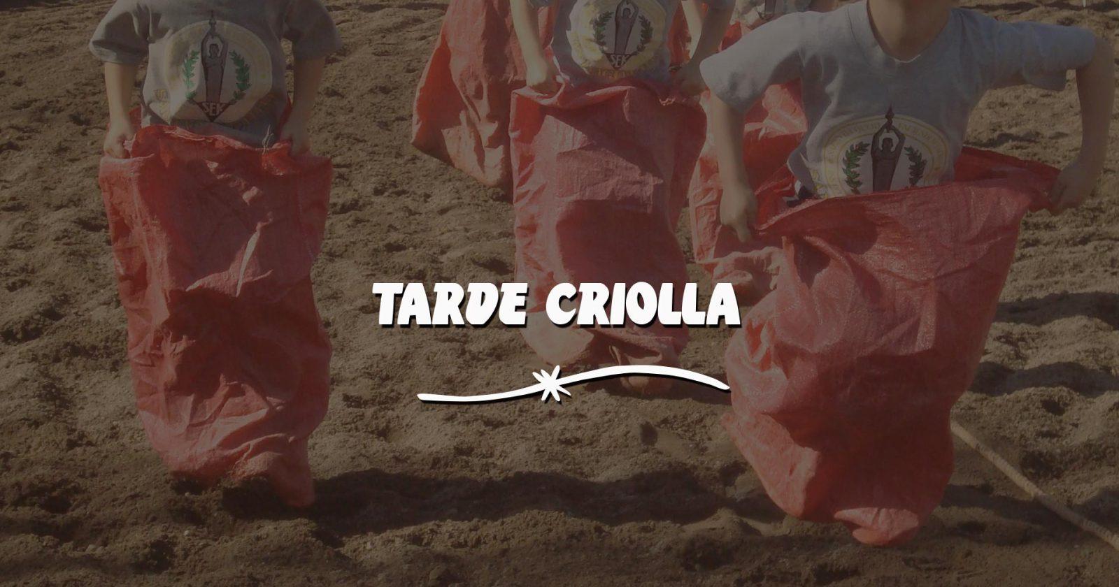 tarde-criolla